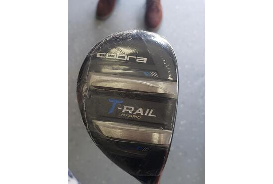 COBRA T RAIL 4 HYBRID CLUB