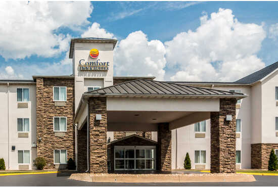 COMFORT INN & SUITES HANNIBAL $100 VOUCHER