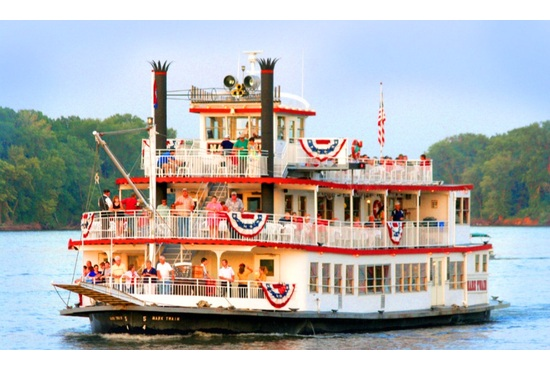 WEEKDAY DINNER CRUISE for 2